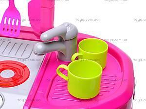 Интерактивная кухня, 008-58, игрушки