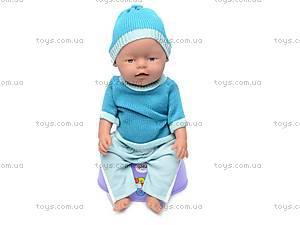 Интерактивная кукла Baby Doll, 058F