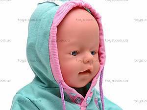 Интерактивная кукла «Baby Doll», 058-15, детские игрушки