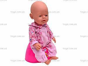Интерактивная кукла «Baby Doll», 058-15, детский