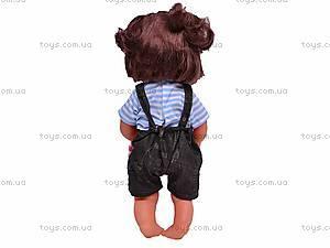 Интерактивная кукла Baby Toby, 30700E6, фото