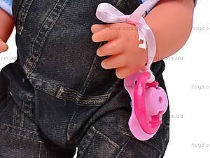 Интерактивная кукла Baby Toby, 30700E6, игрушки