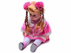 Интерактивная кукла «Герда», MY026-2