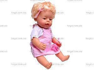 Интерактивная кукла «Лялечка», 30667-23, купить