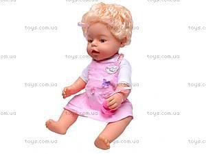 Интерактивная кукла «Лялечка», 30667-23, фото