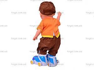 Интерактивная кукла на роликах, 9403, детские игрушки