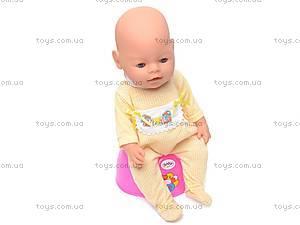 Интерактивная кукла-пупс Baby Doll, 8001-2, фото