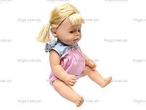 Интерактивная кукла-пупс «Baby Toby», 30712B1, игрушки