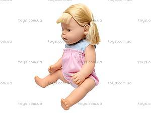Интерактивная кукла-пупс «Baby Toby», 30712B1, детские игрушки