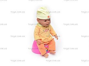 Интерактивная кукла-пупс для девочек, 8002-7, купить