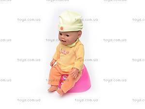 Интерактивная кукла-пупс для девочек, 8002-7, фото