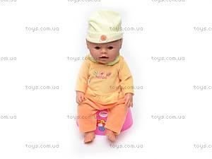 Интерактивная кукла-пупс для девочек, 8002-7