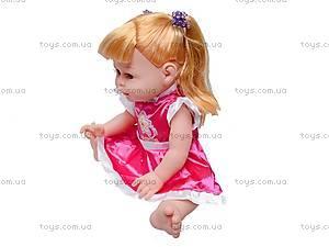 Интерактивная кукла «Умняша» со звуковым чипом, 60884BLS-R, фото