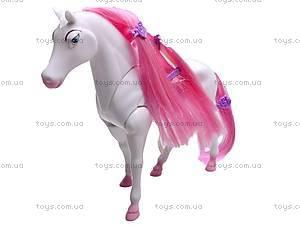 Интерактивная лошадь, с аксессуарами, 53486, отзывы
