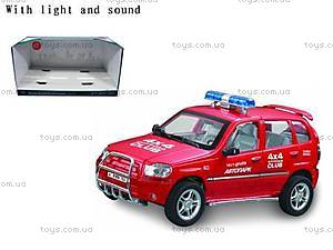 Интерактивная машина Chevrolet Niva Автопарк, 9121В