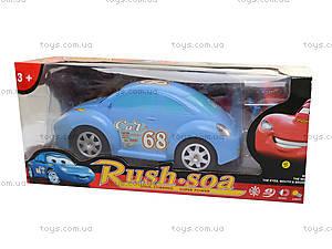 Интерактивная машина «Тачки», на управлении, QY901/902, детские игрушки