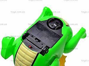 Интерактивная музыкальная игрушка «Дракоша», QS12-2C, цена