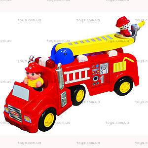 Интерактивная пожарная машина, 044602