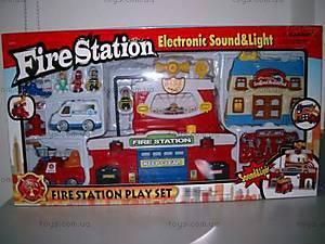 Интерактивная пожарная станция, 16393