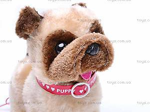 Интерактивная собака на поводке, 9118D1, купить