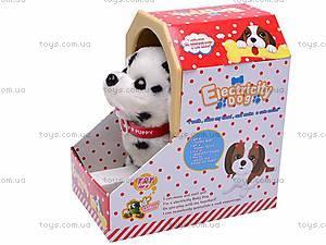 Интерактивная собака с будкой, 9101C/9105C, фото