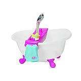 Интерактивная ванночка Baby Born «Забавное купание», 818183, купить