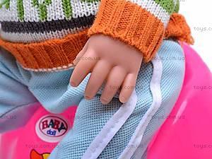 Интерактивный детский пупс Baby Doll, 058-Q, цена