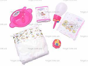 Интерактивный детский пупс Baby Doll, 058-Q, игрушки
