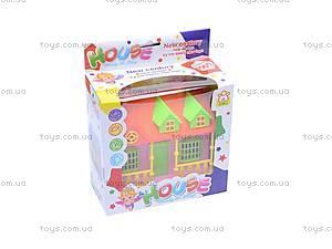 Интерактивный домик, 5859-1/2, игрушки