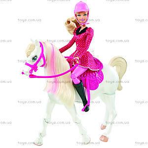 Интерактивный набор Барби с лошадью «Барби в сказке про пони», Y6858, отзывы