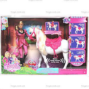 Интерактивный набор Барби с лошадью «Барби в сказке про пони», Y6858