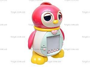 Интерактивный обучающий пингвиненок «Тиша», 2050, магазин игрушек