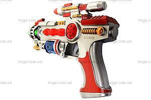 Интерактивный пистолет «Бен 10», 3838B, фото