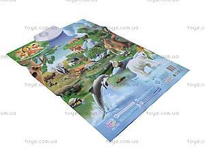 Интерактивный плакат «Зоопарк», 7030, фото