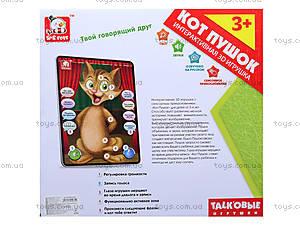 Интерактивный планшет «Кот Пушок», EH80153R, фото