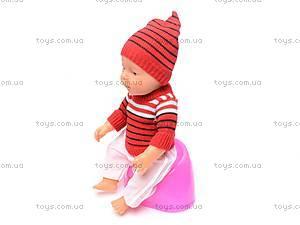 Интерактивный пупс Baby Doll, 058GR, купить