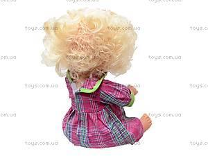 Интерактивный пупс «Baby Toby», 10 функций, 30702D20, фото