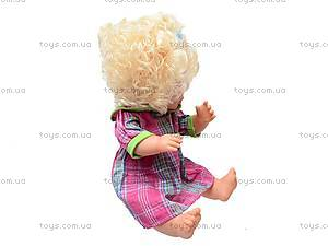 Интерактивный пупс «Baby Toby», 10 функций, 30702D20, игрушки