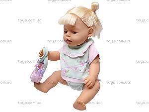 Интерактивный пупс «Baby Toby», 30712A20, детские игрушки