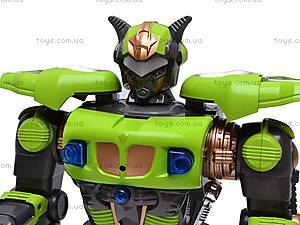 Интерактивный робот, детский, 9838-1-2-3, игрушки