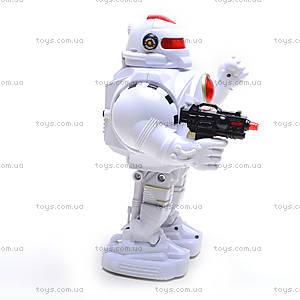 Интерактивный робот, стреляющий дисками, 9185, купить