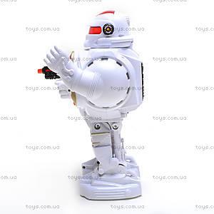 Интерактивный робот, стреляющий дисками, 9185, отзывы
