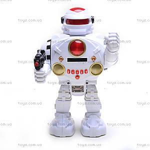 Интерактивный робот, стреляющий дисками, 9185