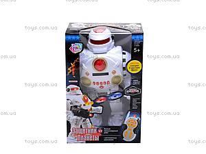 Интерактивный робот, стреляющий дисками, 9185, цена