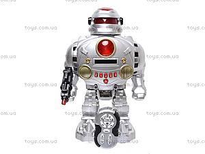 Интерактивный робот «Защитник планеты», 9186, игрушки