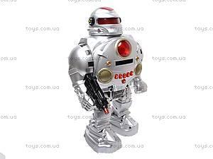 Интерактивный робот «Защитник планеты», 9186, детские игрушки