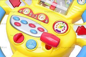 Интерактивный руль «Капитан», 73917392, фото
