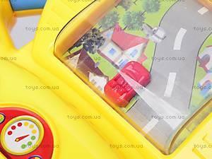 Интерактивный руль «Капитан», 73917392, детские игрушки