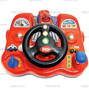 Интерактивный руль «Спайдермен», 043331