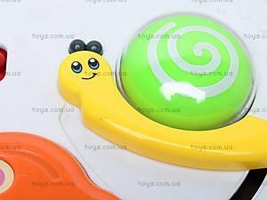 Интерактивный столик «Логика», 1394E, игрушки